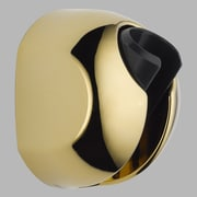 Delta Wall Mount; Brilliance Polished Brass