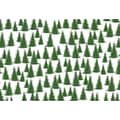 October Hill Conifers Large Paper Placemat (Set of 40)