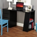 TMS Como Writing Desk; Black
