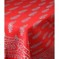 Mela Artisans Silver Speckle Tablecloth