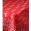 Mela Artisans Silver Speckle Tablecloth