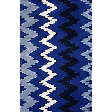 nuLOOM Barcelona Blue Zoren Area Rug; 7'6'' x 9'6''