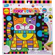 Alex Toys® Color A Canvas Kit, Kitty