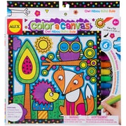 Alex Toys® Color A Canvas Kit, Owl