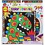 Alex Toys® Color A Canvas Kit, Dinosaur