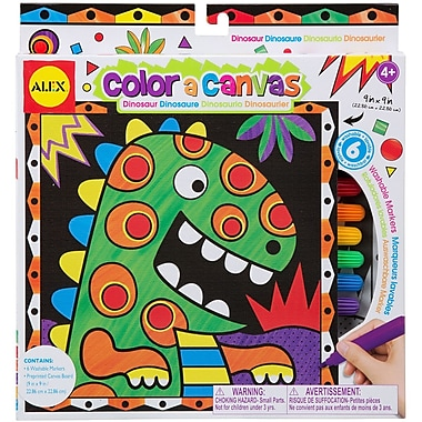 Alex Toys® Color A Canvas Kit