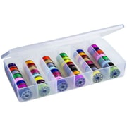 "ArtBin® 8"" x 4 1/2"" Large Bobbin Box, Translucent"
