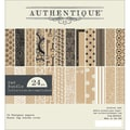 Authentique™ Paper 6in. x 6in. Bundle Cardstock Pad, Accomplished