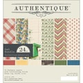 Authentique™ Paper 6in. x 6in. Bundle Cardstock Pad, Adventure