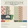 """Authentique Paper ADV009 Adventure Bundle Cardstock Pad, 6"""" x 6"""""""