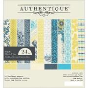 Authentique™ Paper 6 x 6 Bundle Cardstock Pad, Favorite