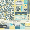 Authentique™ Paper 12in. x 12in. Collection Kit, Favorite