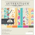 Authentique™ Paper 6in. x 6in. Bundle Cardstock Pad, Radiant