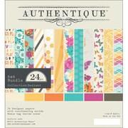 Authentique™ Paper 6 x 6 Bundle Cardstock Pad, Radiant