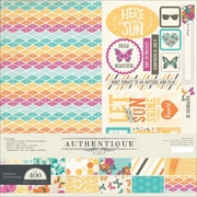 "Authentique™ Paper 12"" x 12"" Collection Kit, Radiant"