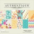 """Authentique™ Paper 12"""" x 12"""" Paper Pad, Radiant"""