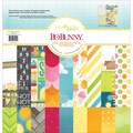 Bo Bunny 12in. x 12in. Collection Pack, Lemonade Stand