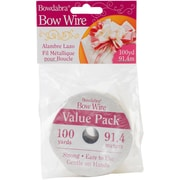Darice BOW3050 Bowdabra Gold Bow Wire, 100 yd.