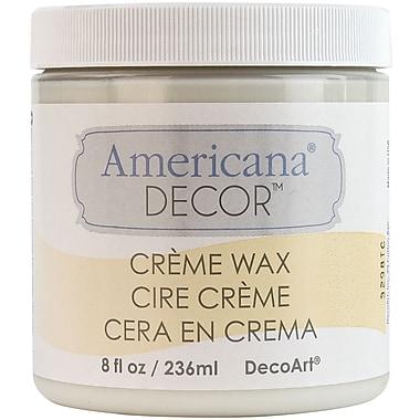 Deco Art ADM4-01-96 Clear Americana Decor Creme Wax