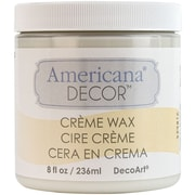 Deco Art ADM4-01-96 Clear Americana Decor Creme Wax