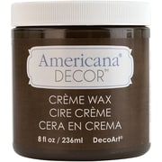 Deco Art ADM4-07-96 Deep Brown Americana Decor Creme Wax