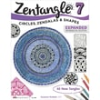 "Design Originals ""Zentangle 7: Expanded Workbook Edition"" Paperback Book"