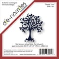 Die-Namites 2 3/4in. x 3 1/4in. Die, Shady Tree