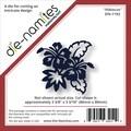 Die-Namites 3 3/8in. x 3 3/16in. Die, Hibiscus