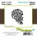 Die-Versions® Whispers 2 5/8in. x 3 1/2in. Die, Wedding Bouquet