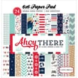 Echo Park Paper Carta Bella™ 6in. x 6in. Paper Pad, Ahoy There