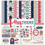 "Echo Park Paper 12"" x 12"" Carta Bella™ Collection Kit"