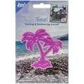 Ecstasy Crafts Joy! Crafts 3in. x 3in. Cutting and Emboss Die, Palm Trees