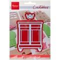 Ecstasy Crafts Marianne Design Creatables Die Set, Sweet Cabinet