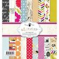 Fancy Pants 6in. x 6in. Designs Paper Pad, Me.ology