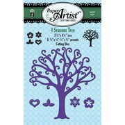 """Hot Off The Press HTP5321 Multicolor Paper Artist Cutting Die, 8.5"""" x 4.75"""""""