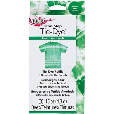 I Love To Create® Tulip® 0.45 oz. One-Step Fashion Dye Refill, Green