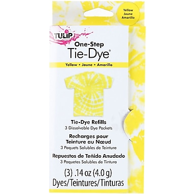 I Love To Create® Tulip® 0.45 oz. One-Step Fashion Dye Refill, Yellow