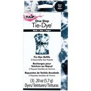 I Love To Create® Tulip® 0.45 oz. One-Step Fashion Dye Refill, Black