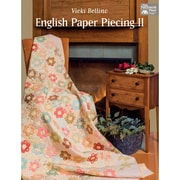 """Martingale® """"English Paper Piecing II"""" Paperback Book"""