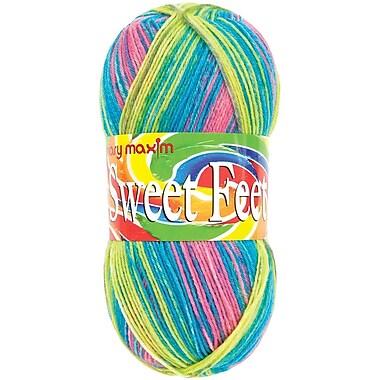 Mary Maxim® Sweet Feet Yarn, Candy