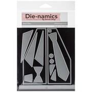 My Favorite Things Steel Die-Namics Steel Die, Suit & Tie