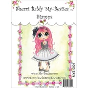 My-Besties 4 x 6 Clear Stamp, Gill