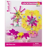 Patch Products® Locktagons® Set, Girls