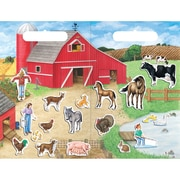 Patch Products® Magnetic Create-A-Scene Kit, Farm