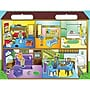 Patch Products® Magnetic Create-A-Scene Kit, Doll House