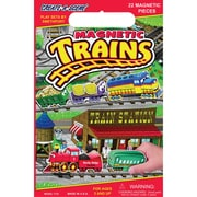 Patch Products® Magnetic Create-A-Scene Kit, Trains