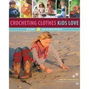 "Quayside Publishing ""Crocheting Clothes Kids Love"" Paperback Book"