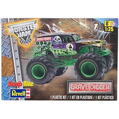 Revell® SnapTite® Plastic Model Kit, Grave Digger Monster Truck 1:25