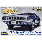 Revell® Plastic Model Kit, '71 Plymouth Hemi 'Cuda Hardtop 1:25