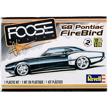 Revell® Plastic Model Kit, '68 Pontiac Firebird 400 Ram Air 1:25